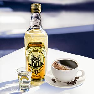 Espírito de Minas com Café